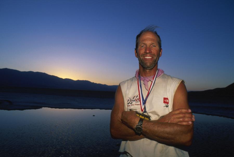 Ultramarathoner Marshall Ulrich