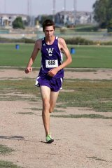 Arvada West's Connor Lockwood