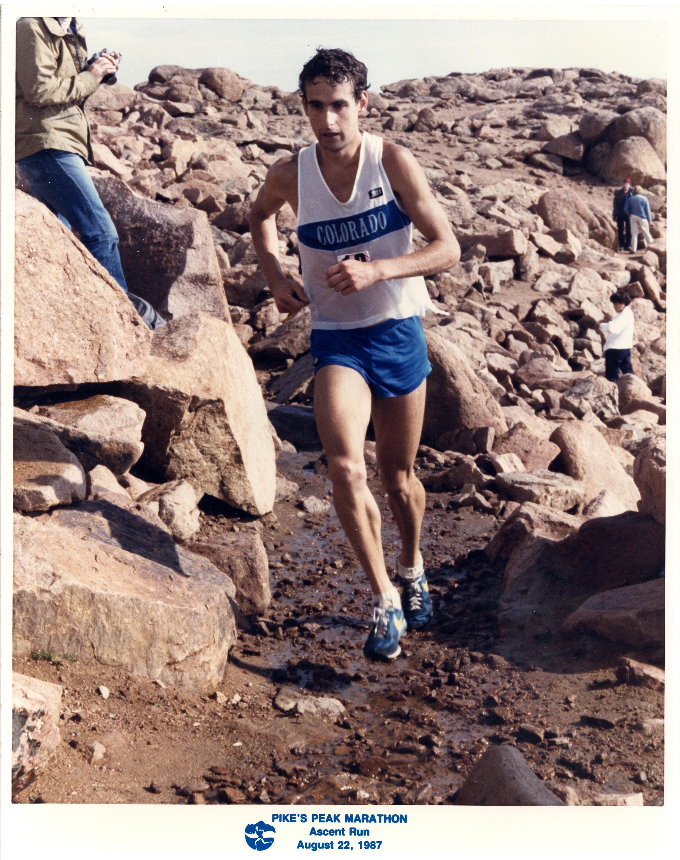 Scott Elliott | Colorado Running Hall of Fame